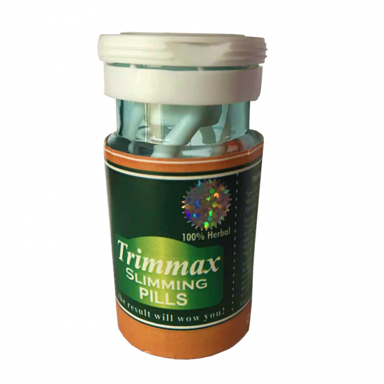 TRIMMAX SLIMMING PILLS (GREEN)