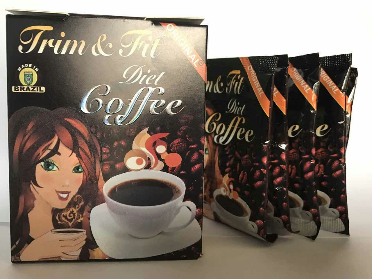 Starter Pack of Coffee (4Packs x 30days use) – Trimmax Diets