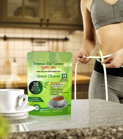 TRIMMAX FLAT TUMMY TEA - Helps with flushing out unwanted toxins from the body. It is 100% safe and natural. With 1 month intake,will lose btw 5-10kg. A period of treatment is 3months. ________________________ REDUCE YOUR BLOATING - Helps Reduce Bloat To Achieve That Fit Figure & Flat stomach . Aid Your Digestion to Help Relieve Excessive Bloating. _________________________ GENTLE DETOX & CLEANSE - Our Trimmax Flat Tummy Teatox Helps Cleanse The Body. Helps Boost Your Metabolism and Energy Level. Helps Get Rid of Excess Water and Reduces Stress. Pleasant & Smooth Taste.